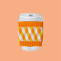 Knit Cup Holder