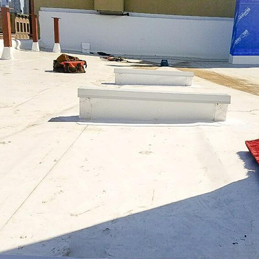 Capitol Roofing Commercial Roof New JC