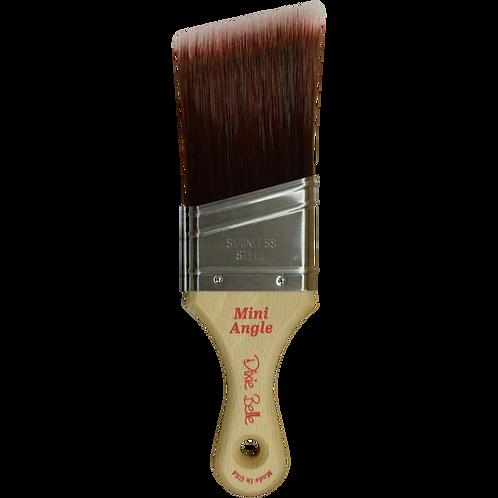 DBP Mini Angle Synthetic Brush