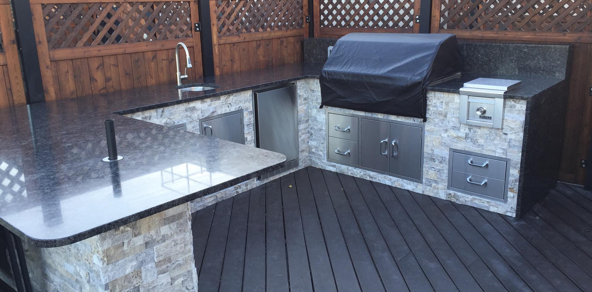 Hoboken Rooftop Kitchen