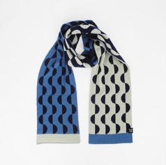 Double Faced Knit Scarf