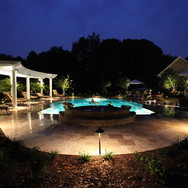 MontvaleProject at Night
