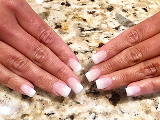 JC Christophers Salon and Spa LCN Nails