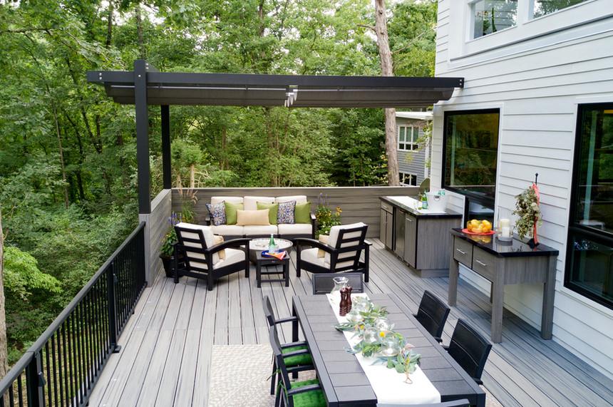 Backyard Deck Outdoor Living of NJ