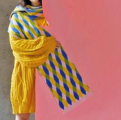 studio chiia Knit scarf