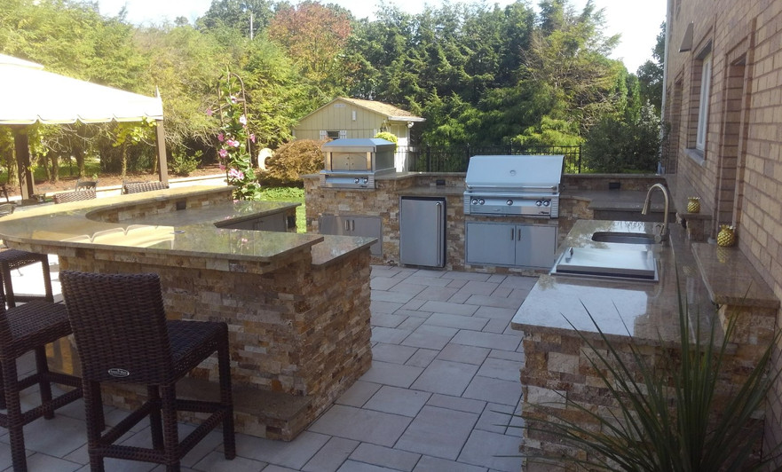 Outdoor Living of NJ classic kitchen