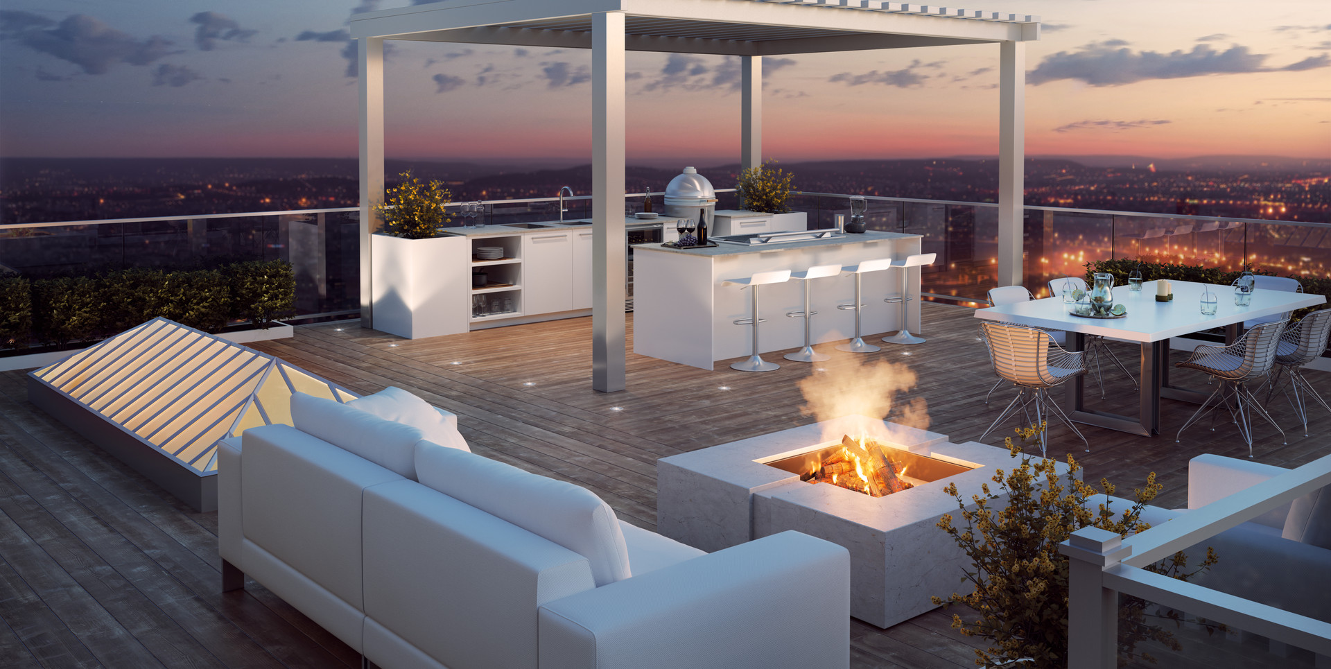 Outdoor Kitchen Outdoor Living of NJ