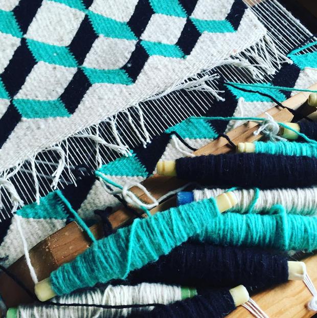 【丈量世界的溫度】-女力織品設計師Roseli Ilano