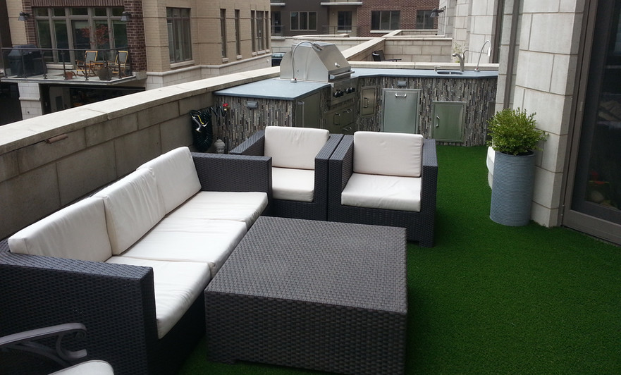 Rooftop Outdoor Living