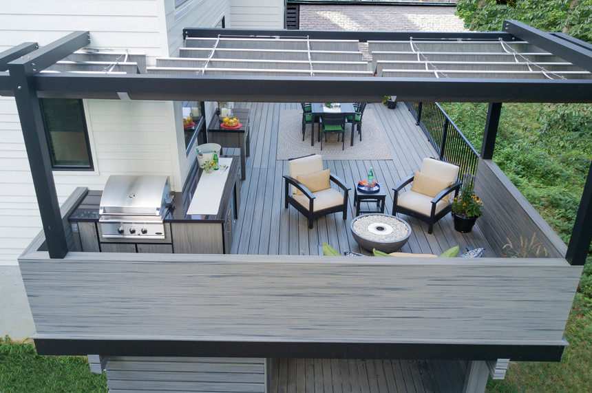 Backyard Kitchen Outdoor Living of NJ