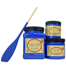 Cobalt Blue Chalk Mineral Paint