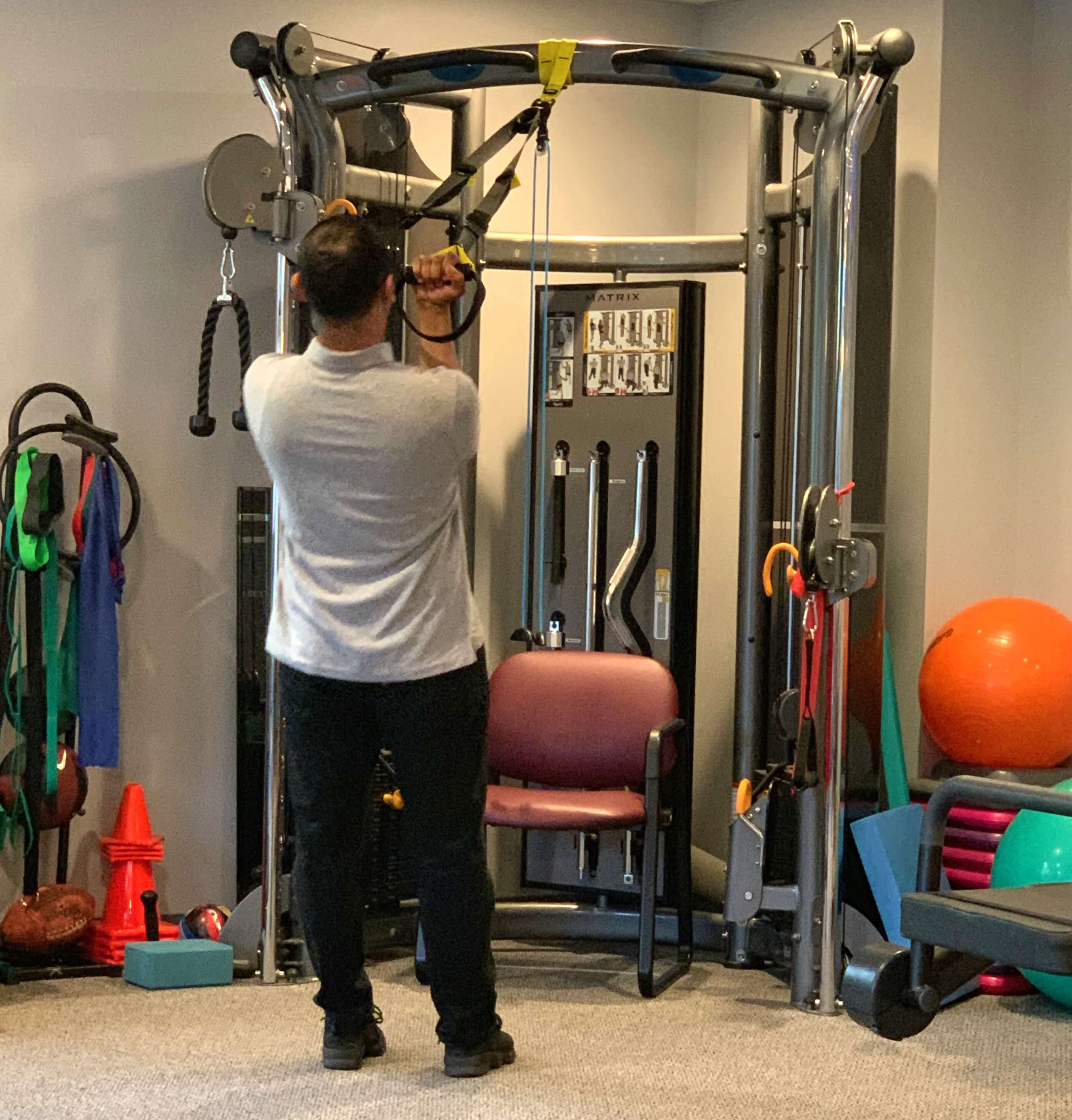 Physical Therapy at Cornerstone