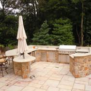 Montvale Outdoor Kitchen