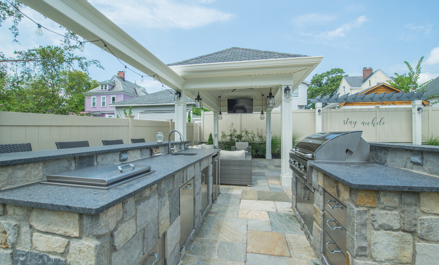 Outdoor Living of NJ Classic Kitchens