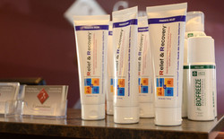 Products for Pain at Cornerstone