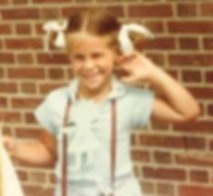 Jill Davis, early years