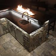 Fire BBQ Pit