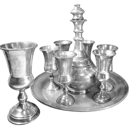 Antique Sterling Silver,  European Silver & Antique Silver Plate