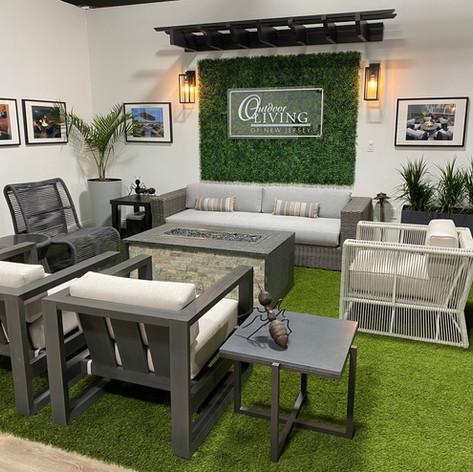 Outdoor Living Showroom