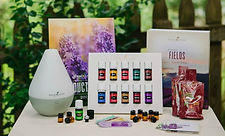 Jill Davis, Young Living Essential Oils