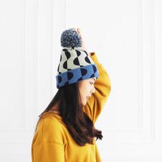 半圓藍 帽子 側.jpg