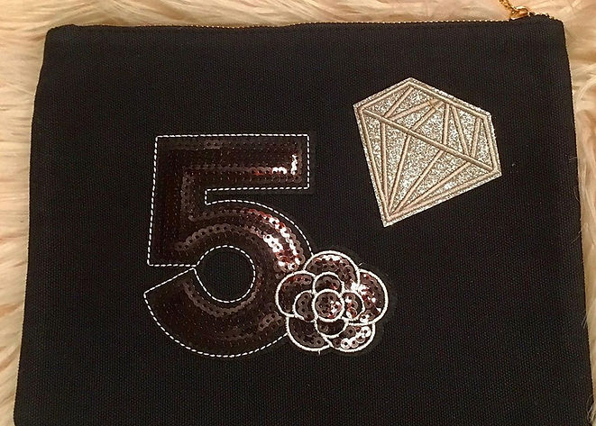 Accessories with Custom Patches
