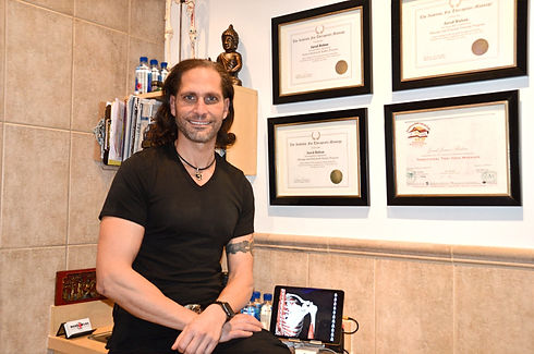JC Christophers Holistic Healing with Jared Ruben