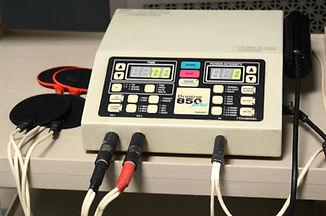 Chiropractic office equipment