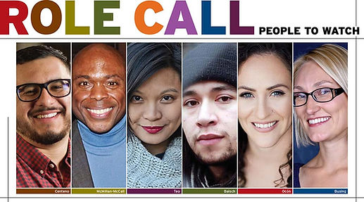 American Theatre's Role Call: People To Watch