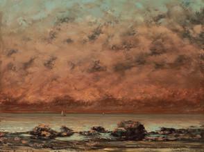 The Sea by Mitsu Sahay