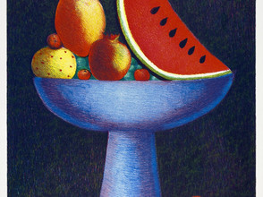 The Fruit Platter by Nina Sud