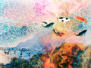 Artist Showcase: Collages by Vasundhara Prakash