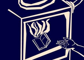 #TAPTOBER2020 Day 21: Burning