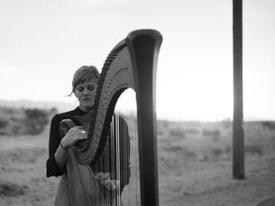 Interview: Harpist Mary Lattimore