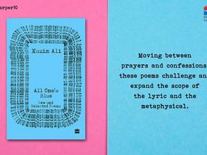 Harper Collins India x The Alipore Post: Kazim Ali