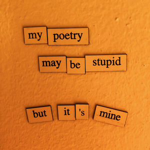 Goodbye 2018: Depressing Fridge Poems