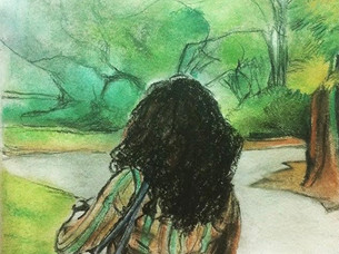 Things I am No Longer Walking Briskly Pastby Anupriya Dhonchak