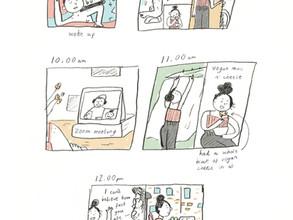 Hourlies by Laurel Pettitt