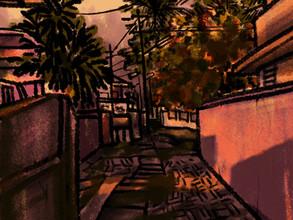 Quarantine Art: Namita Sunil's Cochin series