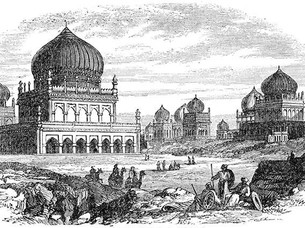 Sounds from the Shahi Tomb by Shreya Sudesh