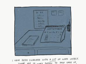 Comic by Sakshi Sabnani