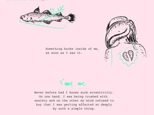 A comic by Jennifer Sharmila