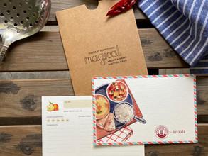 Nivaala x The Alipore Post: Recipe Postcard Exchange