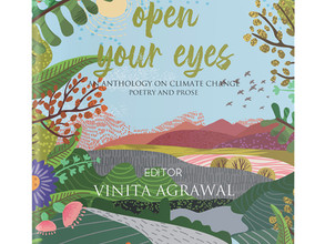 Earth Day: Open Your Eyes: An Anthology on Climate Change