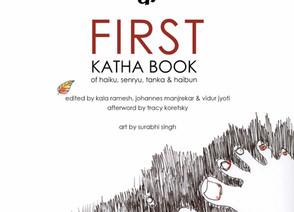 Haiku Sunday: FIRST Katha Book of Haiku, Senryu, Tanka & Haibun
