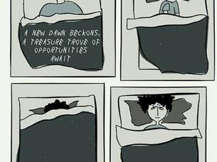 A comic by Niloy Duttagupta