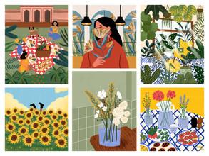 Artist Showcase: Krittika Mittal