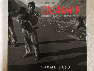 Niyogi Books x The Alipore Post: Shades of Kashmir by Shome Basu