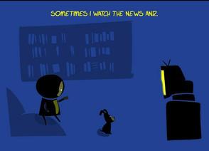 Comic by Gaurang