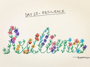 #TAPTOBER2020 Day 25: Resilience